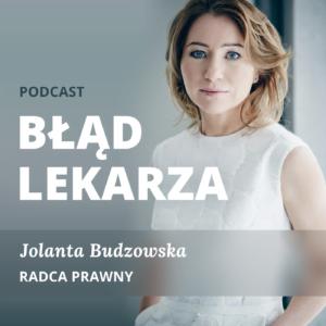 Blad Lekarza - Jolanta Budzowska - okladka podcastu