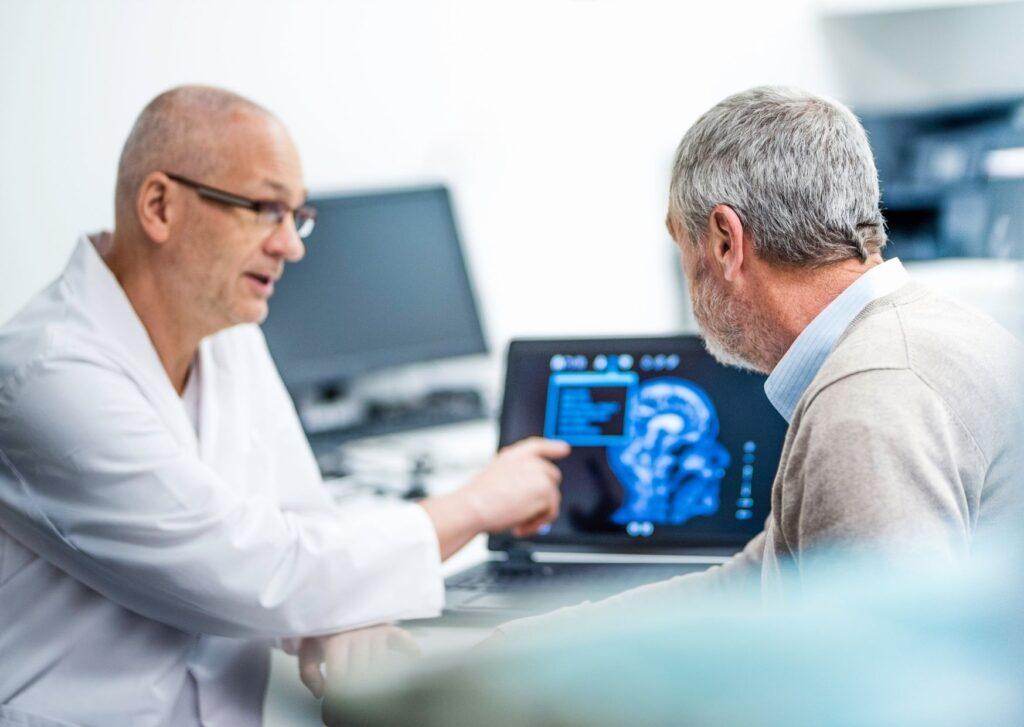Encefalopatia pourazowa